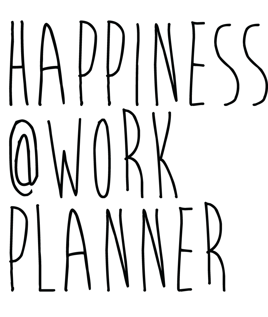 Happinessatworkplanner